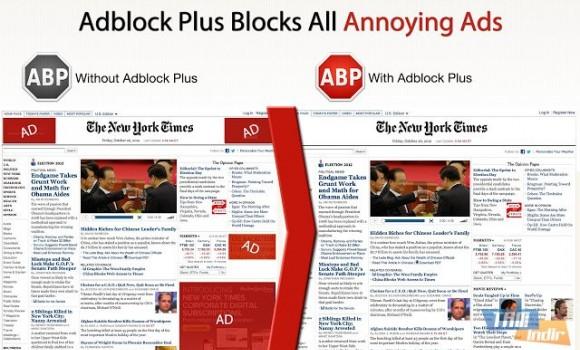 Adblock Plus for Chrome Ekran Görüntüleri - 1