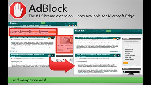 AdBlock Ekran Görüntüleri - 1