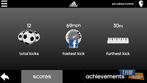 Adidas Snapshot Ekran Görüntüleri - 1