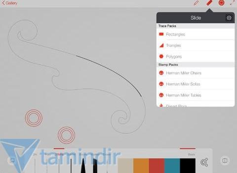 Adobe Line Ekran Görüntüleri - 1