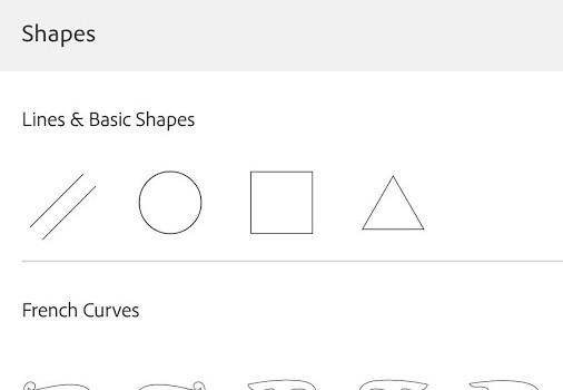 Adobe Photoshop Sketch Ekran Görüntüleri - 5