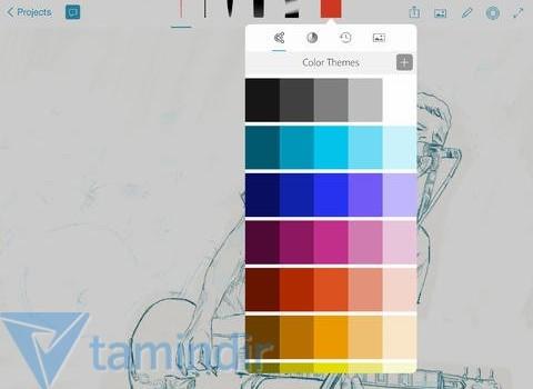 Adobe Sketch Ekran Görüntüleri - 2