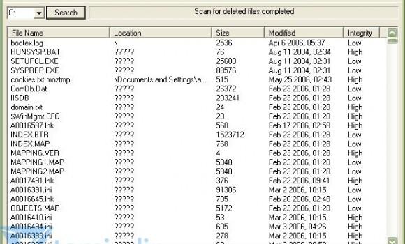 ADRC Data Recovery Tools Ekran Görüntüleri - 3