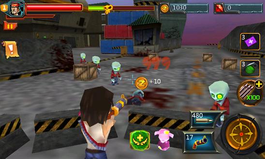 AE CoC Zombie Ekran Görüntüleri - 1