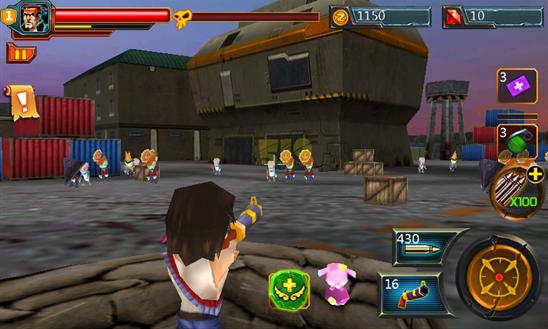 AE CoC Zombie Ekran Görüntüleri - 3
