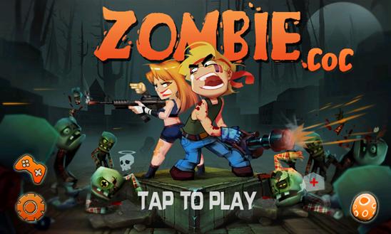 AE CoC Zombie Ekran Görüntüleri - 4