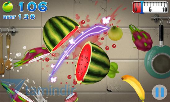 AE Fruit Slash Ekran Görüntüleri - 3