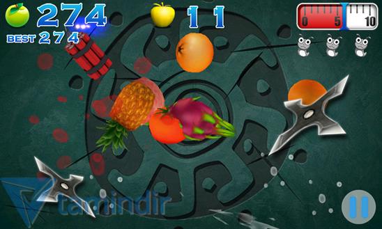 AE Fruit Slash Ekran Görüntüleri - 2