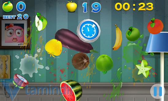 AE Fruit Slash Ekran Görüntüleri - 1