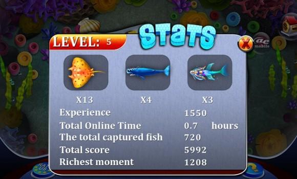 AE Lucky Fishing Ekran Görüntüleri - 1