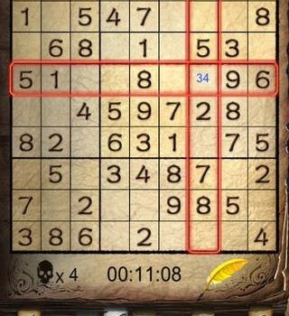 AE Sudoku Ekran Görüntüleri - 3