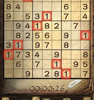 AE Sudoku Ekran Görüntüleri - 1