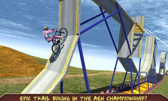 AEN Downhill Mountain Biking Ekran Görüntüleri - 2