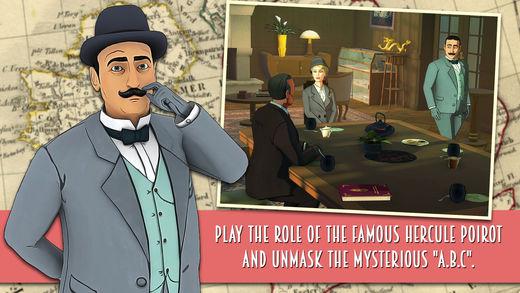 Agatha Christie: The ABC Murders Ekran Görüntüleri - 4