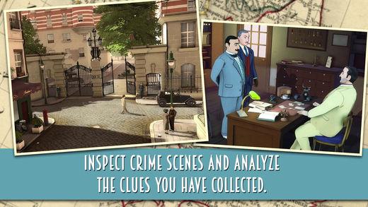 Agatha Christie: The ABC Murders Ekran Görüntüleri - 3