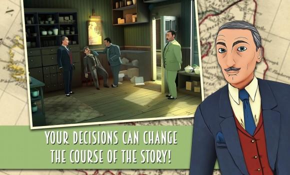 Agatha Christie: The ABC Murders Ekran Görüntüleri - 1