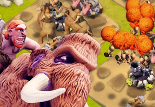 Age of Cavemen Ekran Görüntüleri - 3