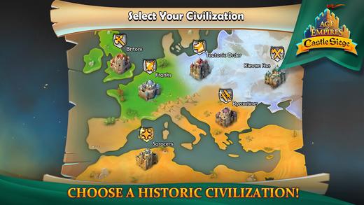 Age of Empires Castle Siege Ekran Görüntüleri - 1