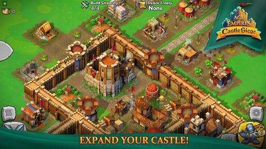 Age of Empires Castle Siege Ekran Görüntüleri - 4