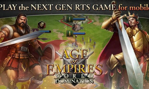 Age of Empires:WorldDomination Ekran Görüntüleri - 3