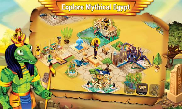 Age of Pyramids Ekran Görüntüleri - 1