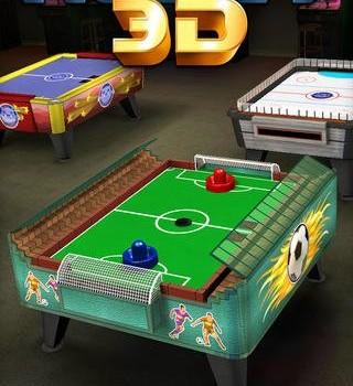 Air Hockey Championship 3D Ekran Görüntüleri - 3