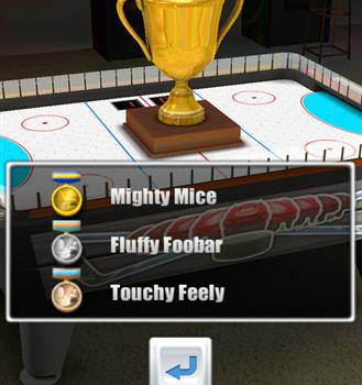 Air Hockey Ultimate 3D Ekran Görüntüleri - 2