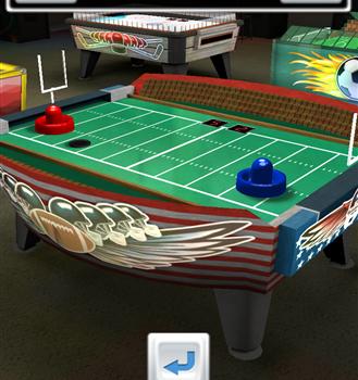 Air Hockey Ultimate 3D Ekran Görüntüleri - 1