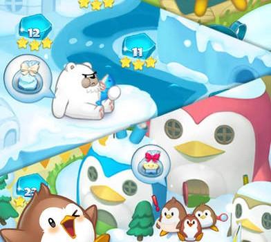 Air Penguin Puzzle Ekran Görüntüleri - 3
