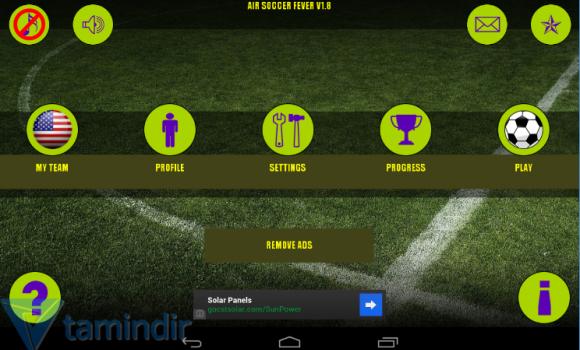 Air Soccer Fever Ekran Görüntüleri - 3
