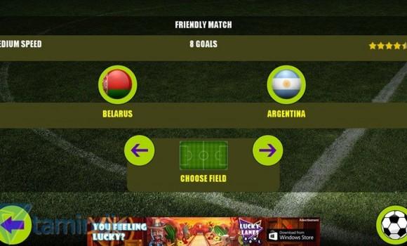 Air Soccer Fever Ekran Görüntüleri - 1