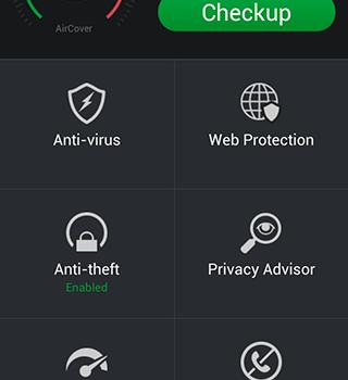 AirCover Security Ekran Görüntüleri - 3