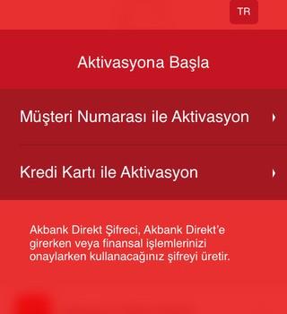 Akbank Direkt Şifreci Ekran Görüntüleri - 5