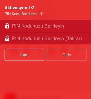 Akbank Direkt Şifreci Ekran Görüntüleri - 4
