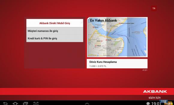 Akbank Direkt Tablet Ekran Görüntüleri - 3