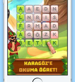 Alfabetik Karagöz Ekran Görüntüleri - 3