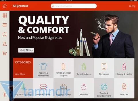 AliExpress for iPad Ekran Görüntüleri - 2