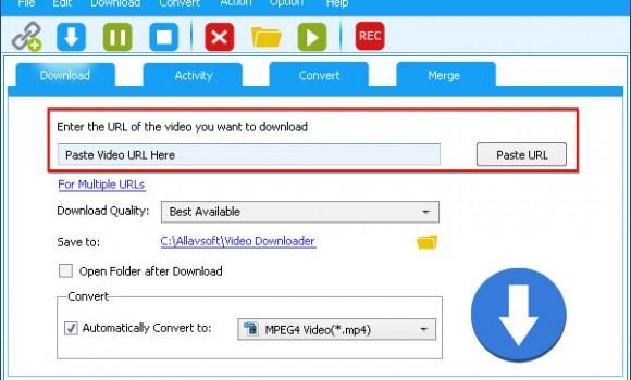Allavsoft Ekran Görüntüleri - 3