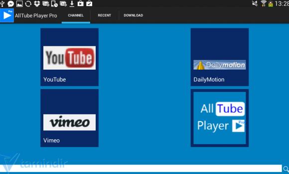 AllTube Player Pro Ekran Görüntüleri - 3