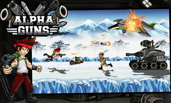 Alpha Guns Ekran Görüntüleri - 1