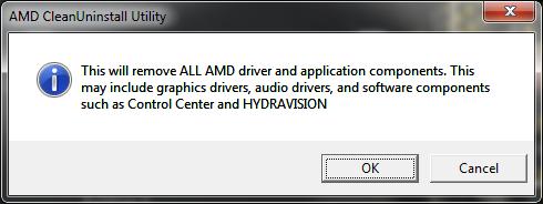 AMD Clean Uninstall Utility Ekran Görüntüleri - 4