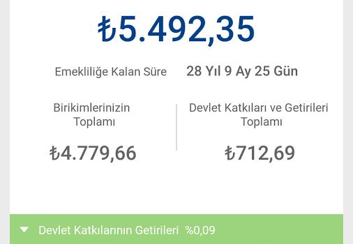 Anadolu Hayat Emeklilik Mobil Şube Ekran Görüntüleri - 4
