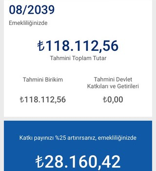 Anadolu Hayat Emeklilik Mobil Şube Ekran Görüntüleri - 3
