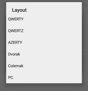 Android Lollipop Keyboard Ekran Görüntüleri - 2