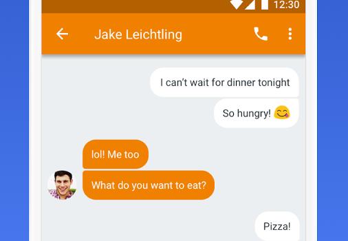 Android Messages Ekran Görüntüleri - 1