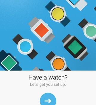 Android Wear Ekran Görüntüleri - 3