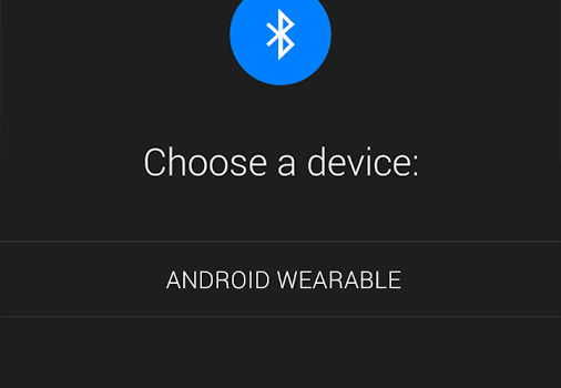 Android Wear Ekran Görüntüleri - 2