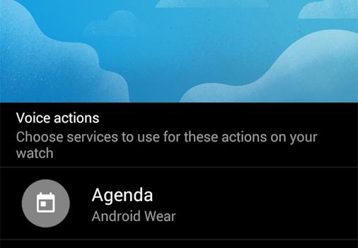 Android Wear Ekran Görüntüleri - 1