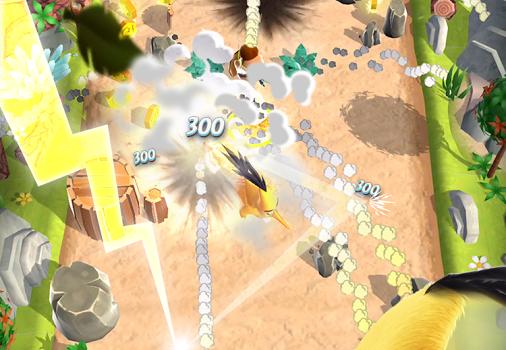 Angry Birds Action! Ekran Görüntüleri - 2