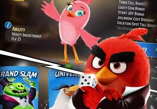 Angry Birds: Dice Ekran Görüntüleri - 2